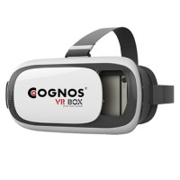 Cognos Virtual Reality Glasses VR Box Smartphone Virtua Berkualitas