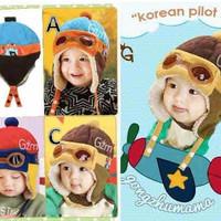 Topi Pilot Baby