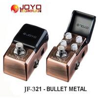 JOYO JF-321 BULLET METAL-DISTORTION