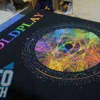 Kaos Coldplay A Head Full Of Dreams - CLD53