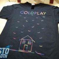 Kaos Coldplay A Head Full Of Dreams - CLD41