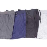 [Dapat 4pcs] Celana pendek Pria / bahan adem / 4 warna /pinggang karet