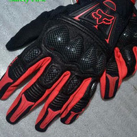#NEW# Glove / sarung tangan motor FOX BOMBER ( IMPORT )