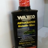 WAXCO EVOLUTION ANTI-SCRATCH METALLIC WAX