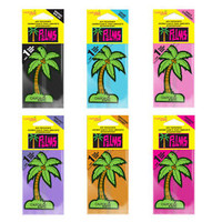 CALIFORNIA SCENTS PALM TREES / PARFUM MOBIL CALIFORNIA SCENTS PALM Mur