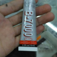 Lem Ts / Touchscreen B7000 Ukuran 15ML isi warna transparan