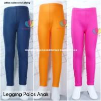 Legging Polos uk 8-12 th / Leging Anak Celana Polos Anak Leging Polos