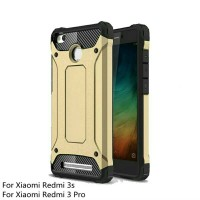 Case Xiaomi Redmi 3s 3 Pro / Spigen Cover Hard & Soft Casing