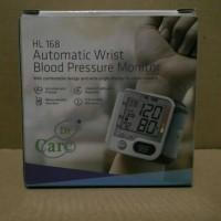 Tensi Pergelangan Dr Care / Tensimeter DIgital Dr Care Model HL-168