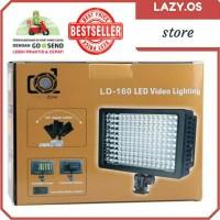 Led dslr kamera untuk video lighting