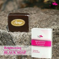 [SABUN] Fair N Pink Brightening Black Soap
