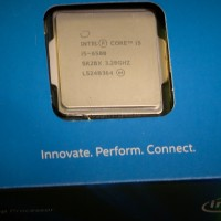 Processor Intel i5-6500 socket 1151 (skylake series AS0302 Berkuali