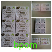 EXCLUSIVE TERBATAS BPOM ASLI New Packaging Sabun Beras Susu Thailand K
