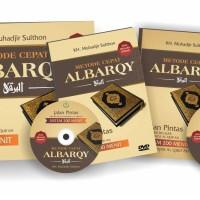 Buku Belajar Mengaji Untuk Dewasa Al-Barqy 200Menit (Jalan Pintas)