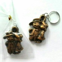 souvenir pernikahan gantungan kunci pengantin / souvenir unik murah