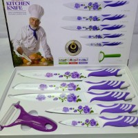 Pisau Set Kitchen King 6 pcs
