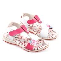 004EIC, sepatu sandal flat/casual anak perempuan/cewek
