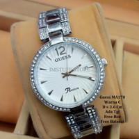 [BEST PRODUCT] Jam Tangan Wanita / Jam tangan Murah Guess Crisena Silv