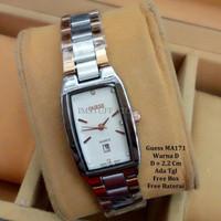 [BEST PRODUCT] Jam Tangan wanita / jam tangan Murah Guess Mini Silver