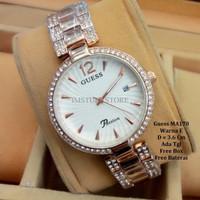 [BEST PRODUCT] Jam Tangan Wanita / Jam tangan Murah Guess Crisena Rose