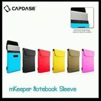 CAPDASE mKeeper Notebook Sleeve Slek for Macbook Air/Pro/Unibo Mura