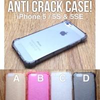 Anti Crack Case / Anti Shock Case Iphone 5 , 5S, 5SE - ACIP5 murah
