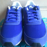 Sepatu Casual Wanita Reebok Royal CL Jog 2 Sea Purple (Original)