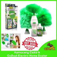 Kemoceng Elektrik GoDust Electric Home Duster