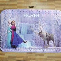 Memory Foam Mat Keset Frozen Original Disney 70cm x 100cm