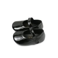 Sepatu Bayi Perempuan Tamagoo-Mischka Black Baby Shoes Prewalker Murah