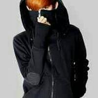 Jc- jaket ninja gaiden black