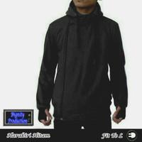 Jc- jaket harakiri hitam