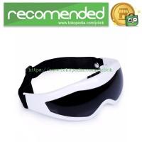 Alat Pijat Mata Elektrik Vibration Glasses - White