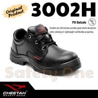 Cheetah 3002H - Sepatu Safety Shoes Bagus Awet Termurah