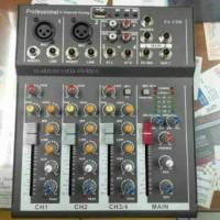 Power Mixer Audio 4ch ATL F4