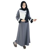 Baju Gamis Wanita Tanpa Kerudung Raindoz RNG 039