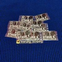 sticker shock depan rt stage 6