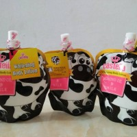 Hand Body Lotion Castella Almond Oil & Milk