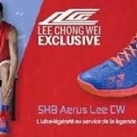 Sepatu Badminton Yonex Edisi Lee Chong wei LCW Aerus (Original)