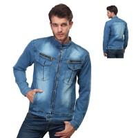 Jaket Levis Pria Jeans Denim Original Inficlo207
