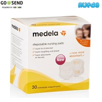 (30pcs) Medela Disposable Nursing Pads / Breast Pad