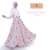 Long Dress Nira Butterfly