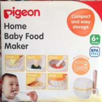 PIGEON Home Baby Food Maker | Alat MPASI