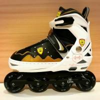 Sepatu Roda LYNX SC70 White/Black