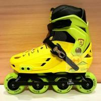 Sepatu Roda LYNX BM138 Yellow Green