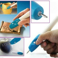Ez Engraver Pen Alat Ukir / Grafir Cincin,Gelang,dll