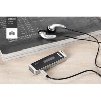 Benjie N9000 MP3 Digital Audio Player 8GB with Mic Recorder