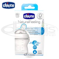 CHICCO Italy Step Up New Natural Feeling Bottle 150ml/ Botol susu
