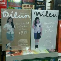 Paket Novel Dilan 2 & Milea