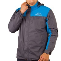 Jaket Gunung Trekking Waterproof Unisex Anti Air Dan Angin - AMLB 030